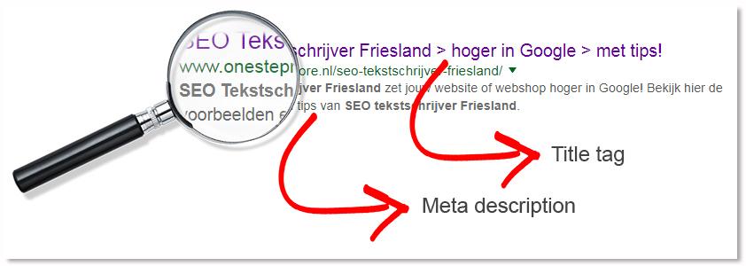 seo-metatags-friesland-onestepmore